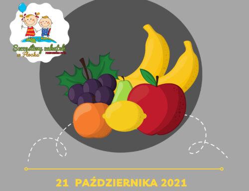Degustacja owoców i warzyw
